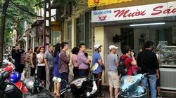 Tết Hàn thực: Sếp mua trăm đĩa bánh trôi cúng cầu may