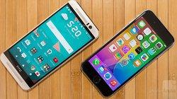 HTC One M9 và iPhone 6: Ai nhanh hơn?