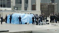 Máy bay nhiễm xạ rơi trên văn phòng Thủ tướng Nhật