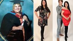 Nhờ tình yêu, từ cô gái 200kg giảm còn 80kg