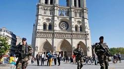 """Pháp """"may mắn"""" phá âm mưu tấn công khủng bố ở Paris"""