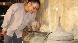 Chuyện ghè cổ kỳ lạ ở Kon Tum