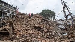Động đất kinh hoàng ở Nepal, chưa có tin người Việt thương vong