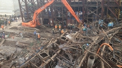 Hà Tĩnh: Một công nhân trong công trường Formosa tử vong