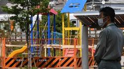 Công viên Nhật đóng cửa vì phát hiện phóng xạ