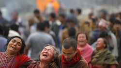 Động đất Nepal: Những cái chết quá đỗi thương tâm