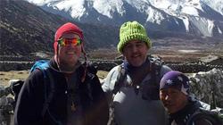 Động đất ở Nepal: Thoát chết thần kỳ nhờ bát súp
