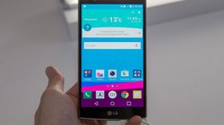 Trên tay siêu phẩm LG G4 cạnh tranh Galaxy S6, iPhone 6