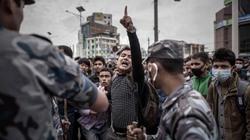 Đụng độ bùng lên tại thủ đô Nepal sau động đất kinh hoàng