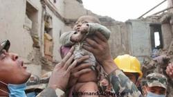 Động đất Nepal: Những trường hợp thoát chết phi thường