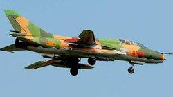Tìm thấy thi thể phi công Nghĩa trên chiếc Su-22 gặp nạn
