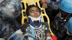 Thiếu niên Nepal sống sót kỳ diệu sau 5 ngày bị chôn vùi