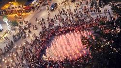 Hàng ngàn người tham quan phố đi bộ hiện đại nhất Việt Nam