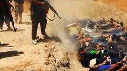 IS vô cớ hành hình 300 tù nhân một lúc
