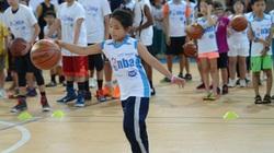 Chương trình phát triển tài năng bóng rổ trẻ toàn cầu Jr. NBA đã trở lại Việt Nam