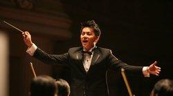 Tiết lộ về nhạc trưởng trẻ tuổi nhất của giao hưởng Việt Nam