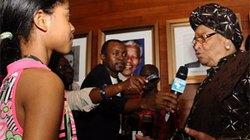 Bé gái 12 tuổi từng phỏng vấn 14 nguyên thủ quốc gia