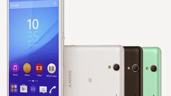 """Sony trình làng điện thoại """"tự sướng"""" mới Xperia C4"""