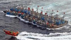 """Hàn Quốc """"tuyên chiến"""" với những kẻ trộm cá Trung Quốc"""