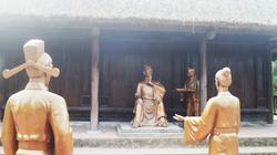 Về Quán cổ Trung Tân tìm thảnh thơi…