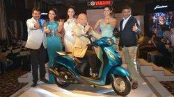 Yamaha Fascino giá 17,8 triệu đồng cho giới trẻ