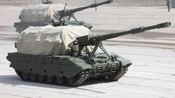 Soi những thiết xa khủng của Nga trong lễ diễu binh