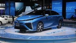 Toyota Mirai hứa hẹn trình làng vào năm 2016