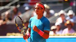 Madrid Open: Kvitova vô địch, Nadal gặp Murray ở chung kết