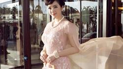 Lý Nhã Kỳ đẹp mơ màng như Audrey Hepburn tại Cannes