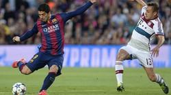 Lịch truyền hình trực tiếp lượt về vòng bán kết Champions League