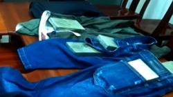 Nam thanh niên đeo balo chứa 5 bánh heroin lang thang giữa Thủ đô