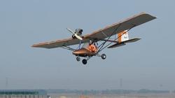 Chế tạo máy bay từ phế liệu