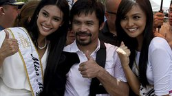 Người dân Philippines nồng nhiệt chào đón Pacquiao trở về