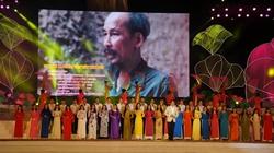 Nghệ An: Khai mạc Lễ hội Làng Sen 2015