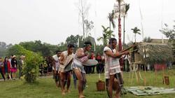 Rộn ràng Lễ hội cúng thần lúa của người Mạ