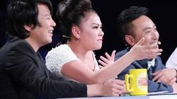 """Thu Minh khoe giọng """"khủng"""" khi hát mẫu cho thí sinh Vietnam Idol"""