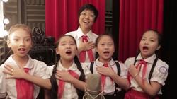 50 nghệ sỹ Việt hát về Bác cùng hơn 1000 em nhỏ