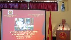 ĐSQ Việt Nam tại Hy Lạp kỷ niệm 125 năm Ngày sinh nhật Bác!