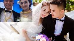 Clip cưới lung linh của cặp đôi Hà Tĩnh đeo vàng trĩu cổ
