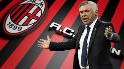 """Thêm bằng chứng cho thấy HLV Ancelotti sắp """"tái hôn"""" với Milan"""