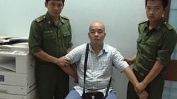 Bắt người nước ngoài gây án đang tẩu thoát khỏi Việt Nam
