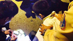 Cảnh sát quật ngã người vận chuyển ma túy bằng taxi