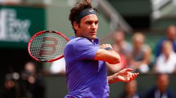 "Roland Garros: Federer, Nishikori ""mở hàng"" suôn sẻ"