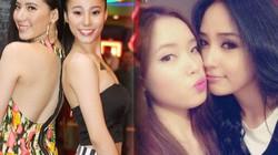 """Chị, em gái xinh """"lung linh"""" của hoa hậu, mẫu Việt"""