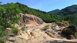 Tuyệt đẹp cảnh sắc Đèo Le ở Quế Sơn