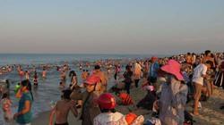 Trăm kiểu trốn nóng của người dân Quảng Bình