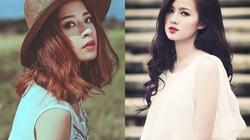 Những bờ môi cong hờ hững của hot girl Việt