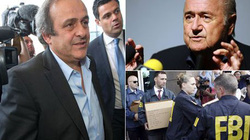 """UEFA dồn Chủ tịch FIFA vào thế """"chân tường"""""""