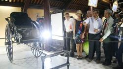 Làm rõ nghi vấn hoàng gia của xe kéo vua Thành Thái có giá hơn 1 tỷ
