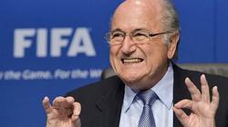 Sepp Blatter đắc cử chức Chủ tịch FIFA lần thứ 5